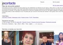 site Jecontacte